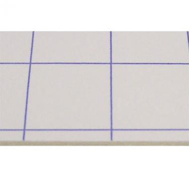 Selbstklebende Rückwand, 0,8 mm Bräunlich