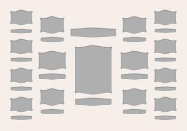 Familienbaum 70x100 cm