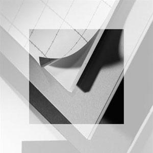 Selbstklebende Leichtschaumplatte, 5 mm Weiß